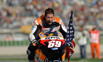 Φόρο τιμής αποδίδει το Moto GP στον Νίκι Χέιντεν