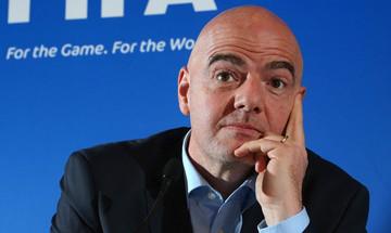Ο Ινφαντίνο θέλει 48 ομάδες στο Παγκόσμιο Κύπελλο του 2022
