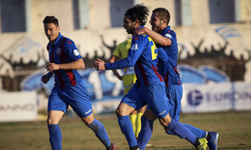 Football League: Πλησίασε την κορυφή η Κέρκυρα, 1-0 τον Αιγινιακό (αποτελέσματα, βαθμολογία)