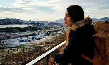 Η ωραία Άννα του Ολυμπιακού, ο Πρίντεζης, η Βίσση και τα μακαρόνια (vid)