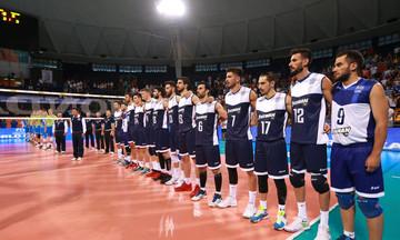 Το πλήρες πρόγραμμα του ομίλου της Εθνικής στο Ευρωπαϊκό πρωτάθλημα βόλεϊ
