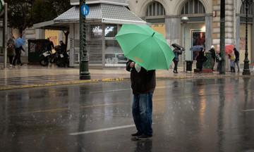 Καιρός: Βροχοπτώσεις στα δυτικά και στα Δωδεκάνησα