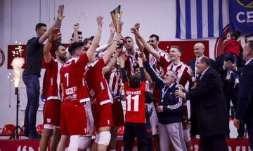 Αναχωρεί την Τρίτη (29/1) για Βουλγαρία ο Ολυμπιακός