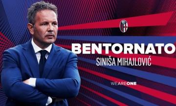 Επιστροφή Μιχαΐλοβιτς στη Μπολόνια