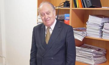 Πέθανε ο δημοσιογράφος Δημήτρης Σαμπανίκος