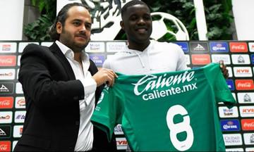 Από τους πιο ακριβοπληρωμένους παίκτες ο Κάμπελ στο Μεξικό