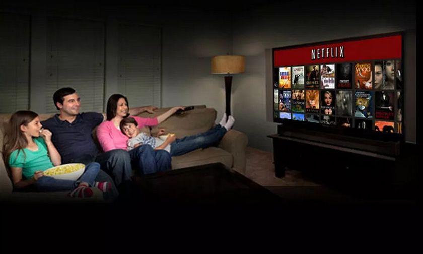H κίνηση που τρέμει το Netflix