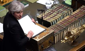 Brexit με συμφωνία ψήφισε το βρετανικό κοινοβούλιο