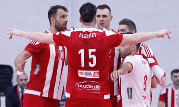 LIVΕ: Μπουργκάς - Ολυμπιακός: 3-1