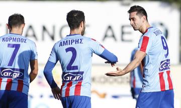 Τα highlights του Πανιώνιος-Αστέρας Τρίπολης 1-0 (vid)