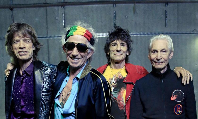 Οι Rolling Stones βγάζουν νέο άλμπουμ μετά από 14 χρόνια!