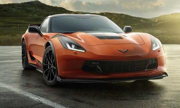 Η τελική έκδοση της Chevrolet Corvette C7!