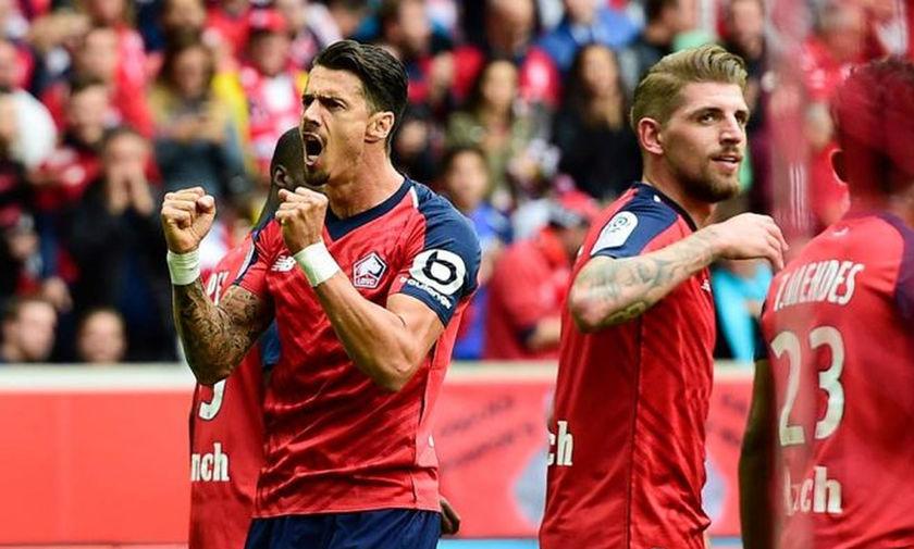 Λιλ και Λειψία για Champions League