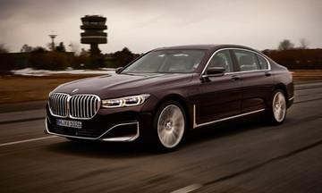 Νέα υβριδική BMW Σειρά 7 «καίει» 2,1 λτ./100 χλμ.