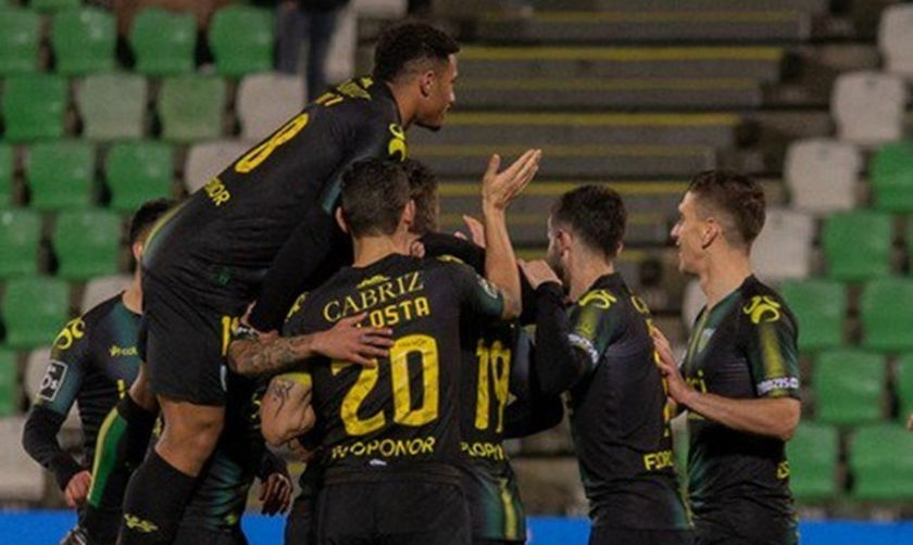 Primeira Liga: «Μοιρασιά» για Ρίο Άβε και Τοντέλα (2-2)