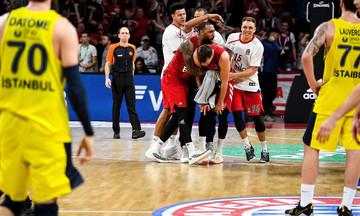 Το TOP-10 της 21η αγωνιστική της Euroleague (vid)
