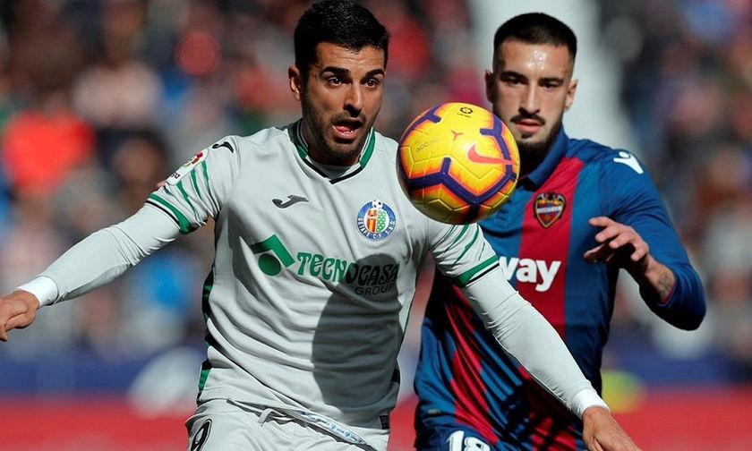 La Liga: Ισόπαλες χωρίς γκολ Λεβάντε και Χετάφε