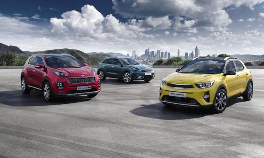 Ρεκόρ πωλήσεων έκανε η Kia στην Ευρώπη το 2018