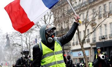 Επεισόδια στο Παρίσι στη νέα πορεία των «κίτρινων γιλέκων»