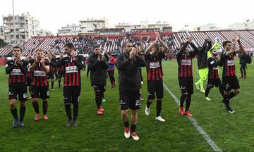 Tα highlights του αγώνα  Παναχαϊκή - Kέρκυρα 1-0 (vid)