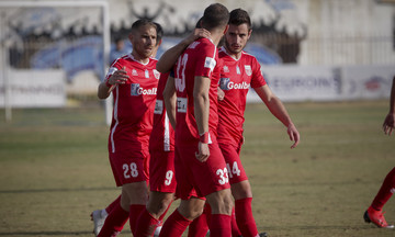 Football League: Ήττα για Κέρκυρα, ξέφυγε ο Βόλος (αποτελέσματα, βαθμολογία)
