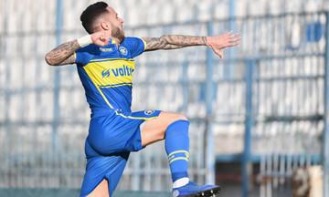 Κι άλλο γκολ ο Φερνάντεθ, 2-0 ο Αστέρας Τρίπολης στη Ριζούπολη (vid)