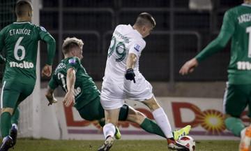 Τα highlights του Λεβαδειακός - Παναθηναϊκός 0-0