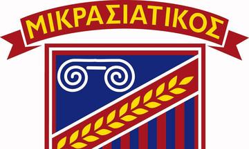 Τι αναφέρει ο διαιτητής για την αναβολή του ματς Άρης Πετρούπολης - Μικρασιατικός