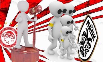 Η προπαγάνδα, ο... δικαστής Ολυμπιακός και οι «τυφλοί» οπαδοί της εξυγίανσης