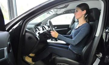 Ποια είναι η σωστή θέση οδήγησης