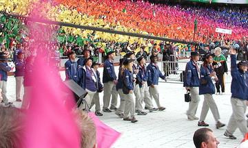Όταν ξεκίνησαν οι χειμερινοί αγώνες Special Olympics...