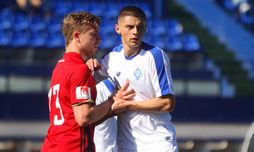 «Άσφαιρη» η Ντιναμό Kιέβου με την ομάδα που απέκλεισε τον ΠΑΟΚ