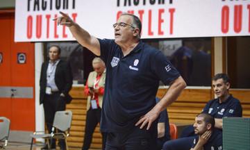 Ο Σκουρτόπουλος υπολογίζει τον Αντετοκούνμπο και ως σέντερ στο Παγκόσμιο!