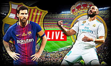 LIVE: Μπαρτσελόνα - Ρεάλ Μαδρίτης (22:00)