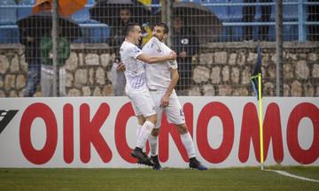Δεύτερο γκολ για τον Τσούκαλο και Λαμία-Ολυμπιακός 3-3 (vid)