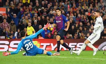 Τα γκολ του Μπαρτσελόνα-Ρεάλ Μαδρίτης 1-1 (vid)
