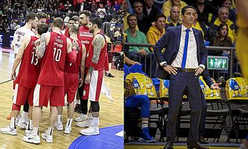 EuroLeague: Ολυμπιακός vs Σφαιρόπουλος στο Τελ Αβίβ