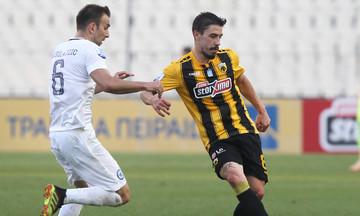 Κύπελλο Ελλάδος: Ντέρμπι στο Περιστέρι, στο Ηράκλειο ο Αστέρας