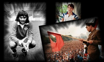 Το πάρτι του Μπεστ, ο ερχομός του Πύρρου και η κατάρρευση της Σοβιετικής Ένωσης
