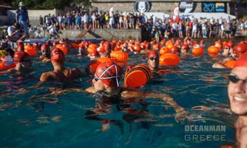 Oceanman: Η γιορτή της ανοικτής θάλασσας επιστρέφει
