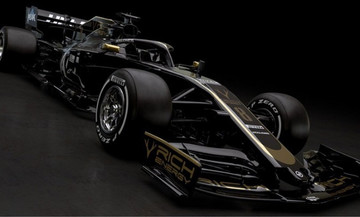 Η Haas παρουσίασε το μονοθέσιο του 2019 (pic)