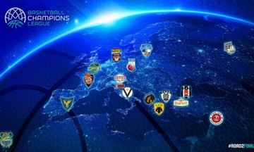 Basketball Champions League: «Εμφύλιος» ΑΕΚ-ΠΑΟΚ