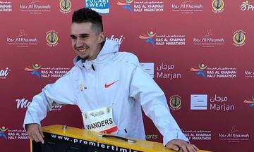 Νέο ευρωπαϊκό ρεκόρ ημιμαραθωνίου από τον Julien Wanders!