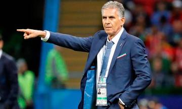 Ο Κεϊρόζ νέος προπονητής της Κολομβίας