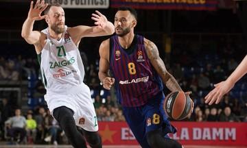 H EuroLeague πήρε θέση για το Μπαρτσελόνα - Ζαλγκίρις