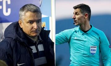 """Σπανός: «Είπα στο Σιδηρόπουλο """"εσύ είσαι ο καλύτερος Έλληνας διαιτητής;""""»"""