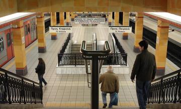 Ομόνοια: Νεκρός άνδρας στις γραμμές του μετρό (pic)