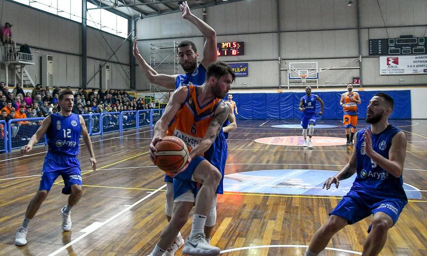 """A2 μπάσκετ: """"Διπλά"""" Ιωνικός, Ηρακλής και Ερμής Αγιάς"""