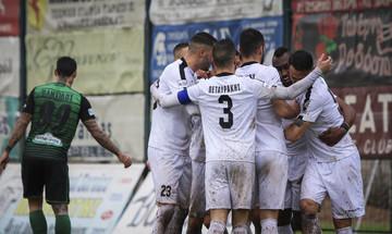 Γκολ ο Καψάλης, 1-0 η Δόξα τα Τρίκαλα (vid)