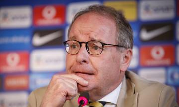 Στην Τούμπα στελέχη της FIFA και της UEFA